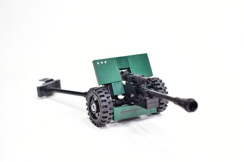 76-мм дивизионная пушка ЗИС-3 v2 GB1002