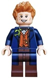 Newt Scamander - Minifigure Only Entry (colhp17)